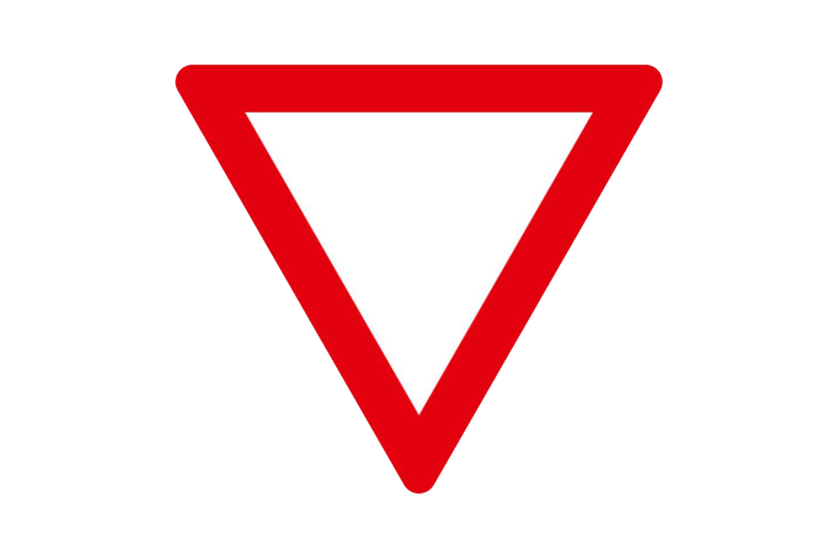 Yol Ver Levhası TT-1