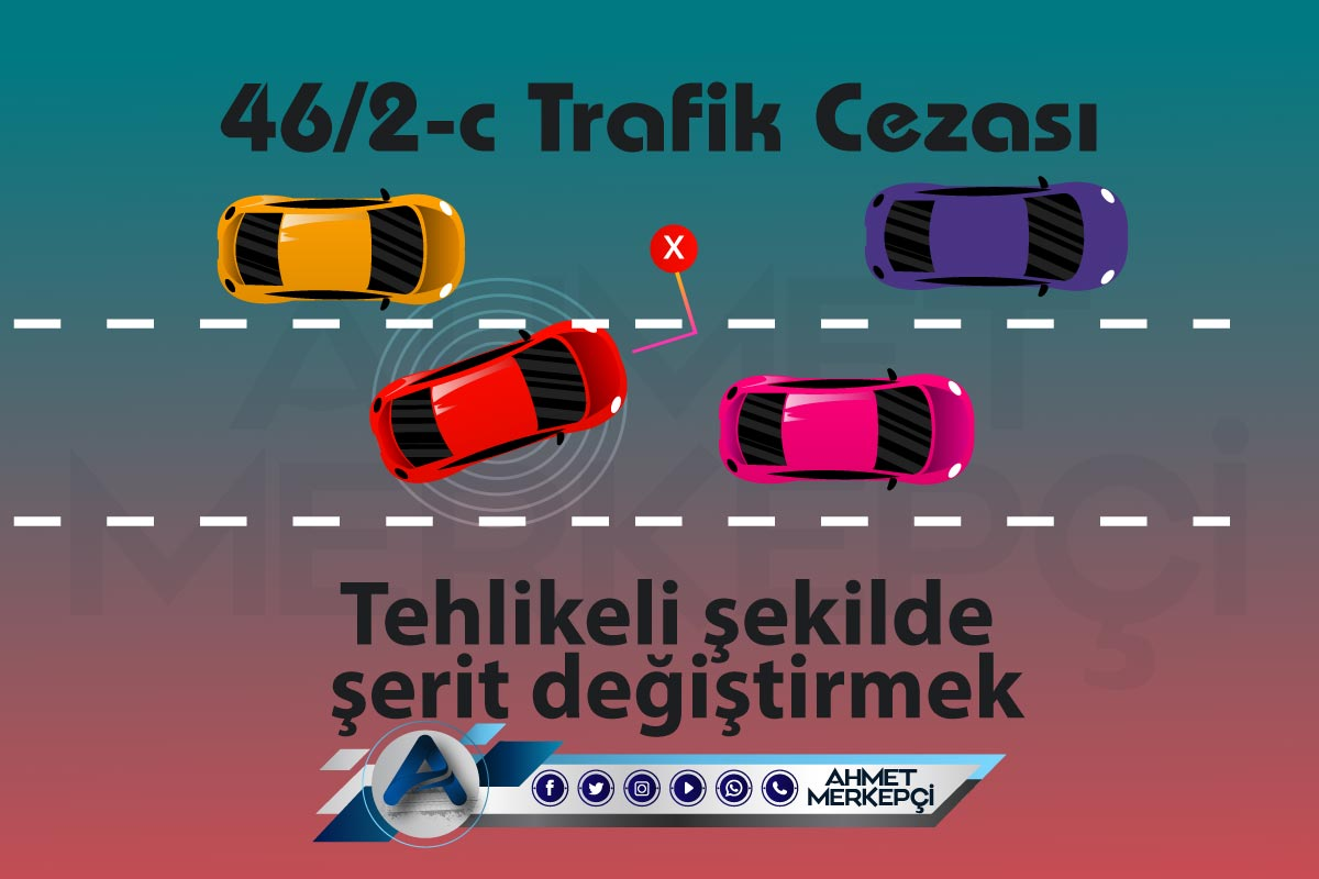 46/2-c Trafik Cezası Nedir? Nasıl İtiraz Edilir?